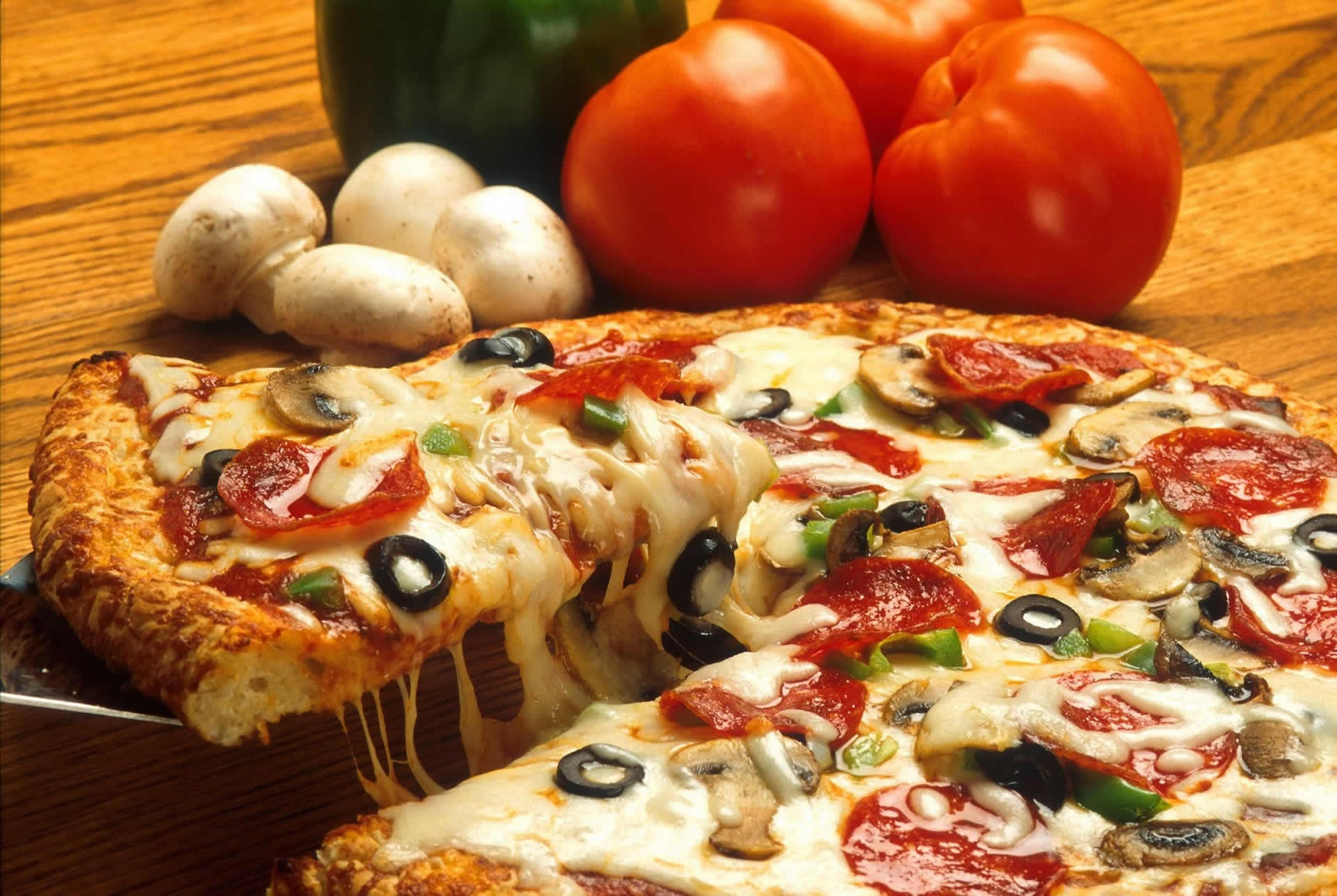 Champion Pizza - Beaubien